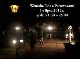 Wenecka Noc z Parowozami