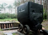 Kopalnia węgla brunatnego w Pile k. Gostycyna