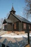 Pomenonicki kościół w Małej Nieszawce