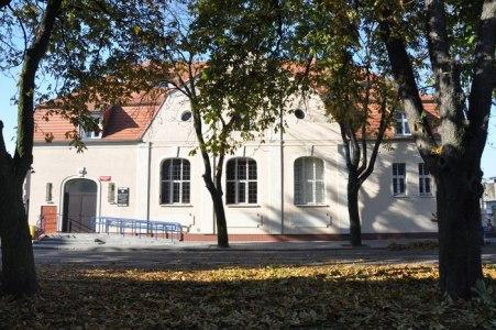 Siedziba muzeum w Szubinie
