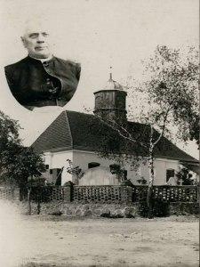 Zdjęcie kościoła z 27.05.1938r.