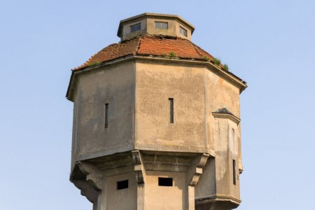 Głowica wieży