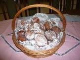 Pączki ziemniaczano-dyniowe