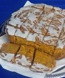 Kujawskie ciasto marchewkowe